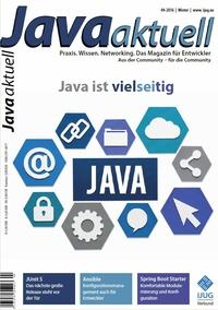 Java aktuell, das neue Magazin des iJUG